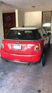 MINI Cooper S S usado (2008) color Rojo precio $140,000