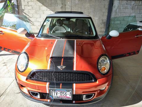 MINI Cooper S Chili Aut usado (2011) color Naranja precio $169,000
