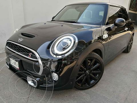 MINI Cooper S Hot Chili Aut usado (2019) color Negro precio $430,000