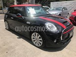 Foto venta Auto usado MINI Cooper S Salt Aut (2017) color Negro precio $295,000