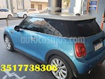 MINI Cooper Pepper 1.5 3P Wired usado (2017) color Azul Electrico precio u$s22.000