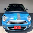 Foto venta Auto usado MINI Cooper Bayswater Aut (2013) color Azul precio $198,500