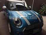 Foto venta Auto usado MINI Cooper Chili 5 Puertas Aut (2016) color Azul Cosmico precio $278,000