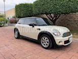 Foto venta Auto usado MINI Cooper Classic Aut (2013) color Blanco precio $170,000