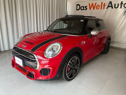 MINI Cooper S HOT CHILI AT usado (2016) color Rojo precio $309,000