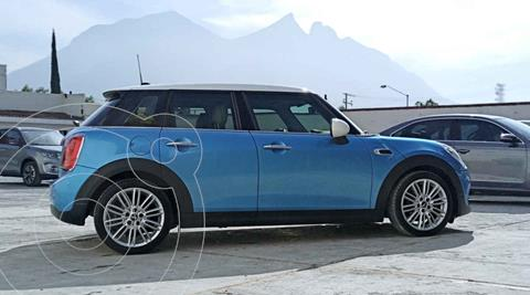 MINI Cooper Chili 5 Puertas Aut usado (2018) color Azul precio $350,990