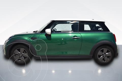 MINI Cooper Classic 5 puertas Aut  usado (2022) color Verde precio $623,250