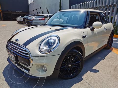 MINI Cooper Chili usado (2017) color Blanco financiado en mensualidades(enganche $75,000 mensualidades desde $6,868)