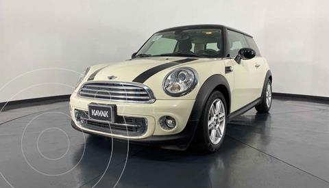 MINI Cooper All Black Aut usado (2013) color Beige precio $182,999