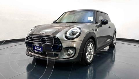 MINI Cooper Version usado (2018) color Cafe precio $359,999