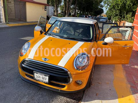MINI Cooper Salt 5 Puertas usado (2017) color Naranja precio $230,000