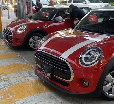 MINI Cooper Chili usado (2021) color Rojo precio $399,000