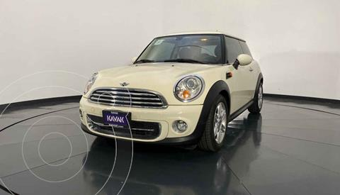 MINI Cooper Version usado (2012) color Beige precio $189,999