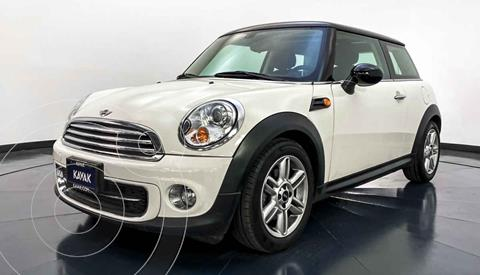 MINI Cooper Version usado (2012) color Beige precio $197,999