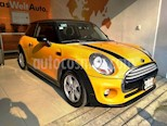 Foto venta Auto usado MINI Cooper Salt Aut color Amarillo precio $225,000
