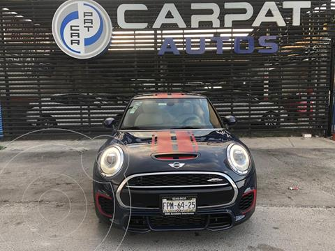 MINI John Cooper Works  Hot Chilli usado (2016) color Azul Marino precio $314,000