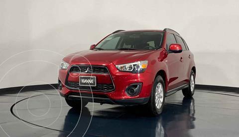 Mitsubishi ASX 2.0L ES usado (2015) color Rojo precio $214,999