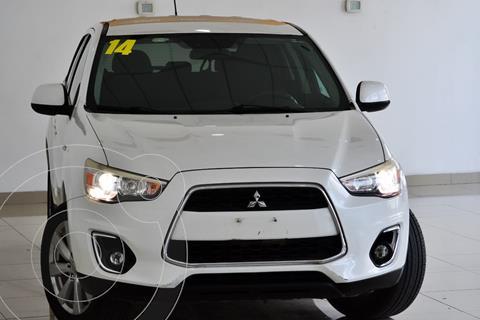 Mitsubishi ASX 2.0L ES usado (2014) color Blanco precio $198,000