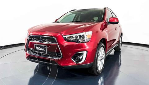 Mitsubishi ASX 2.0L SE Plus usado (2015) color Rojo precio $239,999