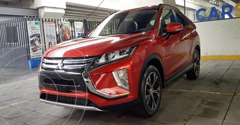Mitsubishi Eclipse Cross GLX usado (2019) color Rojo precio $379,900