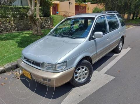 Mitsubishi EXPO JAPONESA usado (2001) color Plata precio $14.500.000