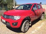 Foto venta Auto usado Mitsubishi L-200 Cabina y media 2.5 Diesel 4X4 (2015) color Rojo precio $10.500.000