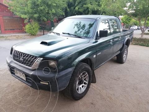 Mitsubishi L-200 2.5 GL Diesel 4X4 usado (2003) color Gris precio $5.800.000