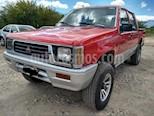 Foto venta Auto Usado Mitsubishi L200 4X2 GL CD (1999) color Rojo