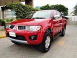 Foto venta Auto usado Mitsubishi L200 4x4 3.2 DI-D CD Aut color Rojo precio $660.000