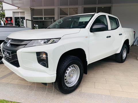 Mitsubishi L200  GLX 4x4  usado (2022) color Blanco Perla precio $142.900.000