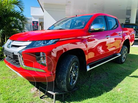 Mitsubishi L200  GLS 4x4 usado (2022) color Rojo precio $171.900.000