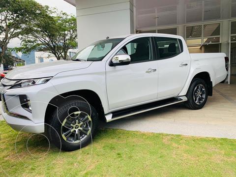 Mitsubishi L200  GLS 4x4 usado (2022) color Blanco precio $171.900.000