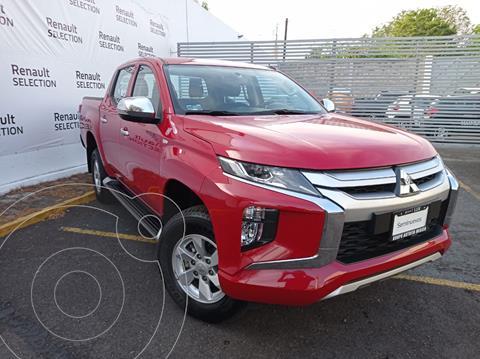 foto Mitsubishi L200 GLX 4x2  usado (2021) color Rojo precio $399,000