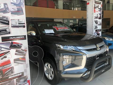Mitsubishi L200 GLX Diesel 4x4   usado (2021) color Gris Grafito precio $536,500