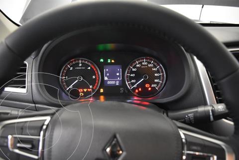 Mitsubishi L200 4x4 2.5L DI-D Cabina Doble usado (2021) color Gris Oscuro precio $480,000