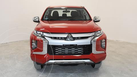 Mitsubishi L200 4x4 2.5L DI-D Cabina Doble usado (2021) color Rojo precio $480,000