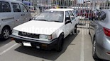 Mitsubishi Lancer 1.3 GL std usado (1989) color Blanco precio u$s1,950