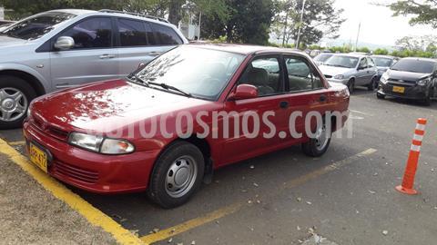 Mitsubishi Lancer 1.3L usado (1996) color Rojo precio $7.000.000