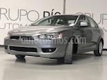 Foto venta Auto usado Mitsubishi Lancer ES Aut (2014) color Plata Metalizado precio $135,000
