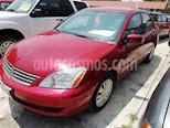 Foto venta Auto usado Mitsubishi Lancer ES Aut (2007) color Rojo Vivo precio $76,000