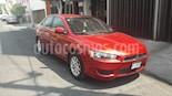 Foto venta Auto usado Mitsubishi Lancer ES CVT (2010) color Rojo Rally precio $115,000
