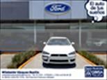 Foto venta Auto usado Mitsubishi Lancer ES MT (2014) color Blanco precio $121,000