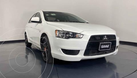 Mitsubishi Lancer ES Aut usado (2013) color Blanco precio $129,999