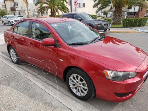 Mitsubishi Lancer ES usado (2013) color Rojo precio $120,000