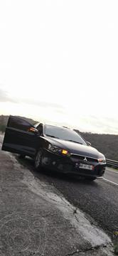 Mitsubishi Lancer ES CVT  usado (2016) color Negro precio $158,000