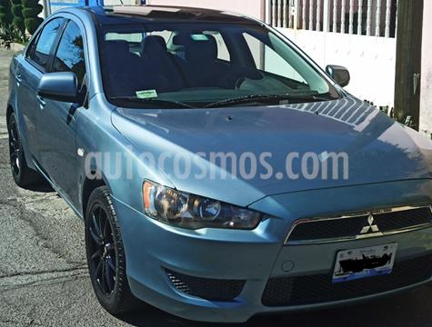 Mitsubishi Lancer ES usado (2008) color Azul precio $89,000