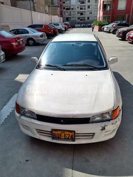 Mitsubishi Lancer GLXi Automatico usado (1997) color Blanco precio u$s2,000