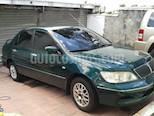 Foto venta carro usado Mitsubishi Lancer Touring 2.0L Aut CVT (2002) color Verde precio BoF2.900