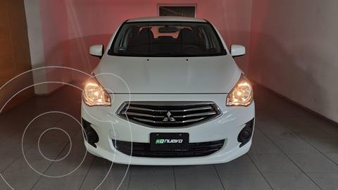Mitsubishi Mirage G4 GLX Aut usado (2019) color Blanco precio $189,000