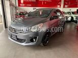 Mitsubishi Mirage G4 GLS Aut usado (2019) color Gris precio $209,000